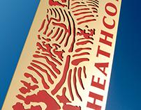 Heathcote Precinct Markers