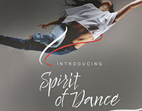 Spirit of Dance Font & Extras