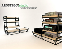Audio Stands proposal 2015