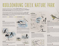 Interpretive Signage Design