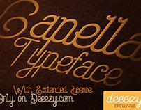 Capella Regular - Free Font