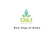 136.1 Yoga studio