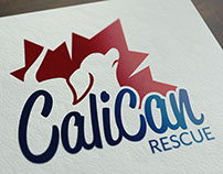 CaliCan Rescue 2016 Rebrand