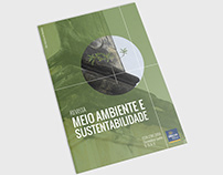 Capa Revista Meio Ambiente e Sustentabilidade