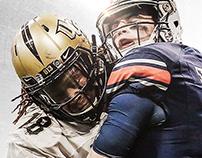 2018 UCF Football Recruiting Graphics