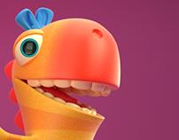 Tony the Dino