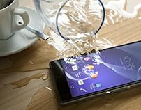 Rapp Electronics / Social Media Design