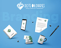 Dote on Diaries Travel & Hospitality Branding