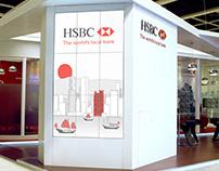 HSBC - Sibos, Hong Kong