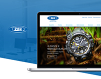 Zibi - www website