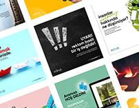 Nexus Yazılım / Social Media