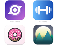 """Day 5: """"App Icons"""""""