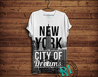 New York City Graphic Tees