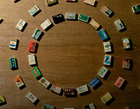 Grandfather's Matchboxes