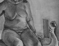 Figure Drawing (Fall 2016)