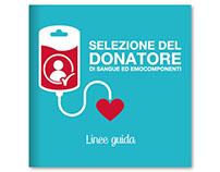 Avis brochure: Selezione del donatore