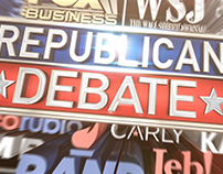 2015 FOX BUSINESS NETWORK REPUBLICAN DEBATE