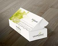 Gefsinus Contract Catering   Rebranding