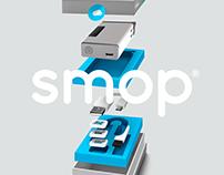 smop (smoke + stop)