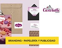 Ciocolatte - Branding