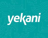 Yekani - Rebrand Proposal