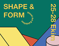 shape & form | poster