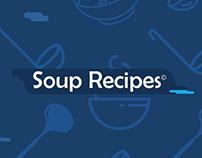 Soup Recipes Logo   & Logo Assembly Video