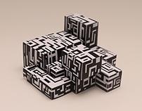 Tushí - The 3D Jigsaw Game