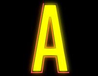 The Strokey Alphabets