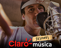 [DIGITAL] Claro Chile, #SesionesClaroMúsica