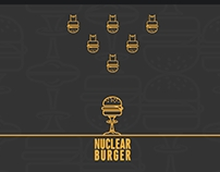 Nuclear Burger Logo