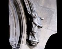 The Pilgrim Rabbit, St Mary's Church, Beverley