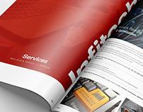 Infitech Company Brochure