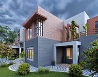 Architecture, Modren House