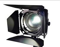 ZYLIGHT F8 FRESNEL LED