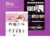 BooShop - Unique WooCommerce Theme by Bingotheme