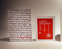 University of Texas at Austin Holiday Cards