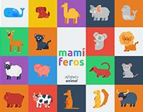 Mamíferos - Alfabeto Animal