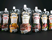 Heinz ready-made sauces