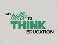 THINK Education - Expo Campaign