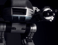ED-209 - a.k.a. The Battle Microphone