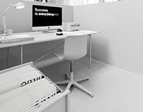 Orgatec / exhibition stand