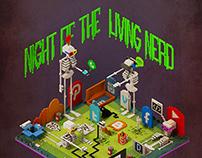 Night of the living nerd