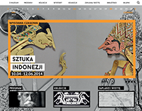 Muzeum Azji i Pacyfiku / Museum of Asia&Pacific website