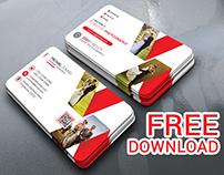 FREE Wedding Business Card