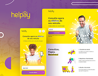 Helpay Redesign Site