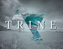 TRINE - FREE POWERPOINT TEMPLATE