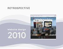 Web-development company website
