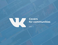 Covers for communities (vol.1)