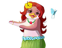 Марина Егорова - Создание персонажных илллюстраций